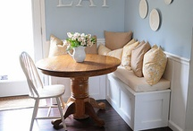 Dining Room/Kitchen Ideas / by Esther Writebol