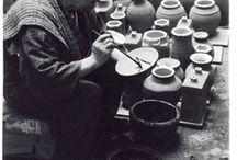 Ceramic Artists at Work