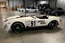 Race car build