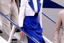 Princess Diana's working wardrobe