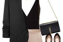 Chic & elegant outfits