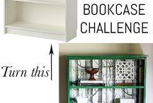 Ikea hacks / by Gina @ Shabby Creek Cottage