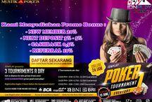 Turnamen Poker Harian Berhadiah 25jt Setiap Harinya