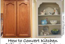 Kitchen Ideas / by Christine Chaney