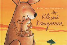 Kleine kangaroe