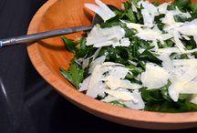 Salads for Every Season / Italian salads using seasonally available ingredients.