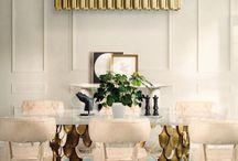 Luxus Esszimmer / Je detailliert die Stücke, desto besser das Design. Finden Sie die besten Tipps und Ideen für das perfekte Design von Luxus Esszimmer.  Luxus | Esszimmer | Esszimmerideen | Inspiration | Esstische | Esszimmerstühle | Beleuchtung | Einrichtungsideen | Inneneinrichtungsideen | Dekoideen | Wohndesign https://www.brabbu.com