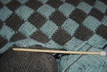 Tunisian crochet / Crochet