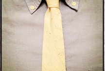 Neckties / Very necessary! A unique collection of neckties that are unlike anything out there!