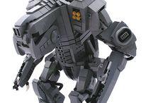 Inspiration / Robots