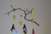 Mobiles / by Rebecca Bartee
