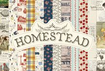 Homestead Collection / by Authentique Paper