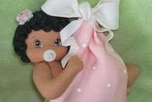 baby shower cakes / by elle terrell