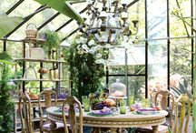 Sunroom~Greenhouse~Conservatory