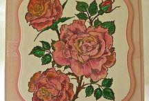 "Crafty ""Flower Rose"" / by Posh Mc"