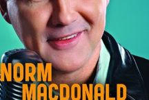 Norm MacDonald: ME DOING STANDUP / Norm MacDonald's Comedy Central one-hour special aired on 4/11/11 and is available online for download
