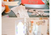 Craft Table Inspirations
