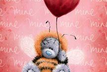 cute teddy bear / cute teddy bear