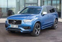 Volvo XC90 T8 Twin Engine / A photo gallery of the Volvo XC90 T8 Twin Engine