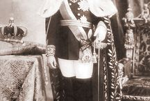 Almanach de Saxe Gotha - King Manuel II of Portugal / Manuel II ; 15 November 1889 – 2 July 1932) was the last King of Portugal, ascending the throne after the assassination of his father, King Carlos I of Portugal, and his elder brother, Luís Filipe, Prince Royal of Portugal. Before ascending the throne he was Duke of Beja. His reign ended with the dissolution of the monarchy in the 5 October 1910 revolution, and Manuel lived the rest of his life in an exile.
