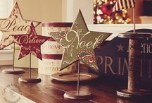 Christmas - Decor / by Storm Litz