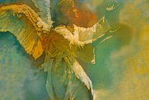 ANGELS / by Linda Guedel