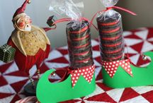 Christmas  / Decor, Party ideas, Crafts / by Britt Nicole
