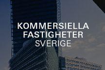 Kommersiella fastigheter - Sverige / Exempel på energieffektiva klimatskal av toppdesign. Schüco använder den senaste isoleringstekniken, datoriserade styrsystem och smarta elnät som möjliggör energisjälvförsörjande byggnader.
