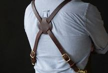 Leather Apron for Blacksmith