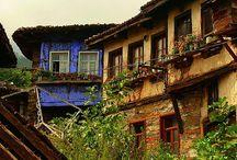 Houses of Turkey