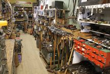 Liberty Tool Company / Liberty Tool, home of antiques and used hand tools in coastal Maine. www.jonesport-wood.com