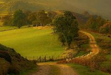 countryside & pathways