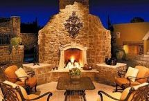 outdoor living! / by Julie Ford Dixon