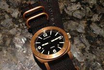 Часы, ремешки (watches & straps)