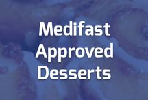 Medifast Approved Desserts