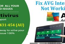 Call 1-800-431-454 to Fix AVG Internet Security Not Working