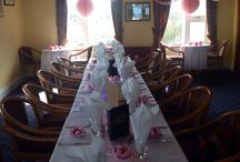 Functions, parties & weddings / Have a peek at our previous functions. Any colour scheme, theme or budget can be catered for.