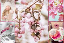 Winter in Pink