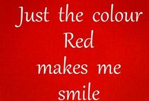 Passion red!