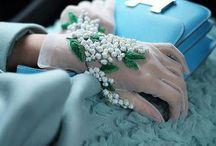 Gorgeous gloves