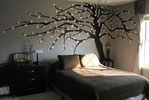 Árvore decoração