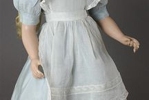 Куклы ( разных времён )