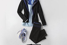 Athletic clothes / by Rachel Green