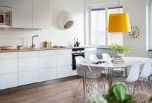 New Nordic Kitchens Design : Scandinavian Interior Decor Ideas