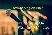 How to Sing on Pitch