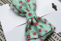 Etsy love / Pretty lil bow / by Erica Golding