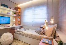 Kids' new rooms