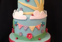 fondant cakes / by N P