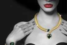 Preziosa Magazine / pubblicità per le riviste di moda, foto e grafica per gioelli per riviste di gioielli come PREZIOSA MAGAZINE