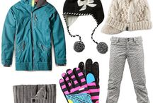 Snow gear / by Denise Thornton